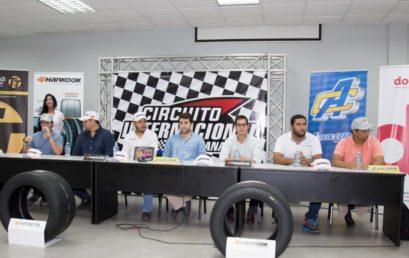 Conferencia de Prensa V Válida de Circuito Copa Hankook 2017