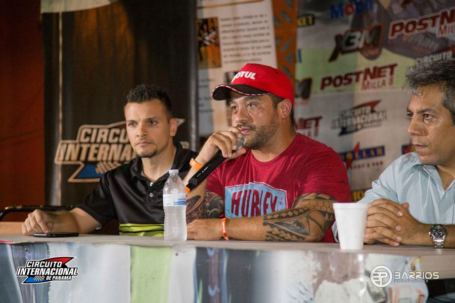 Conferencia de Prensa V Válida de Superbikes 2017