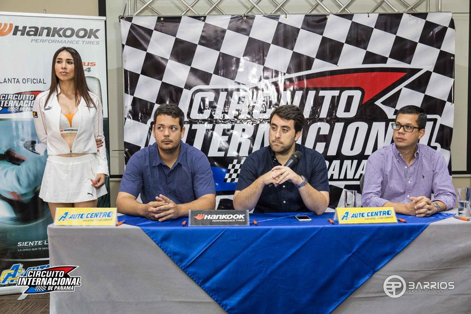 Motores rugirán en la Primera Válida de Drag del Circuito Internacional de Panamá