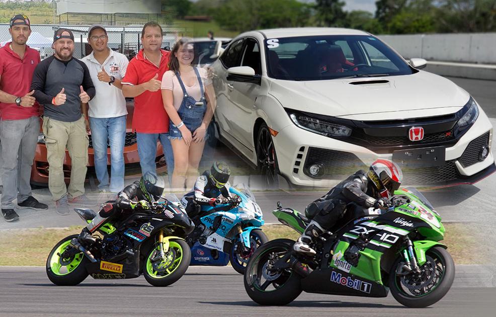 Motociclismo – Primera Válida 2018 e Interclubes